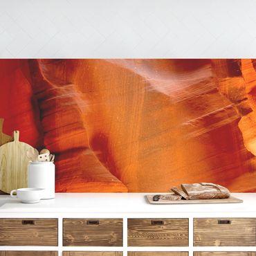 Rivestimento cucina - Antelope Canyon