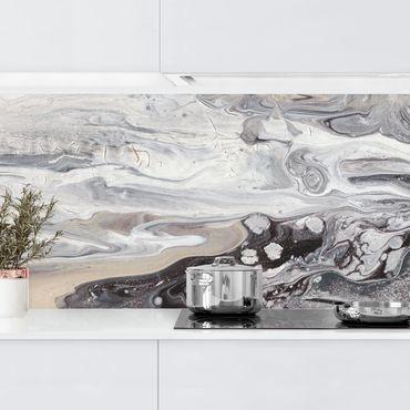Rivestimento cucina - Roccia fusa III