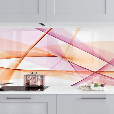 Rivestimento cucina - Mystical Waves