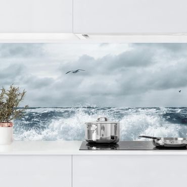 Rivestimento cucina - No.Yk6 Vivendo il Mare Del Nord