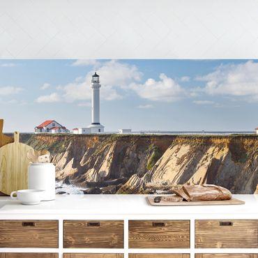 Rivestimento cucina - Point Arena Lighthouse California