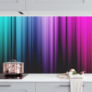 Rivestimento cucina - Rainbow Display I