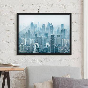 Poster con cornice - Cool Shanghai.