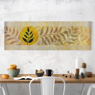 Stampa su tela - Asia Patterns - Panoramico