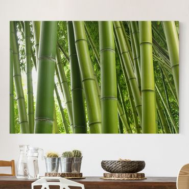 Stampa su tela - Bamboo Trees - Orizzontale 3:2