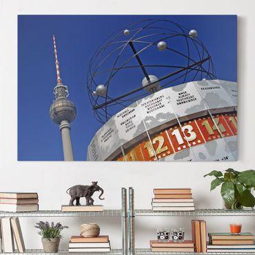 Stampa su tela - Berlin Alexanderplatz - Orizzontale 3:2