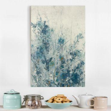 Stampa su tela - Blue Spring Meadow I - Verticale 2:3