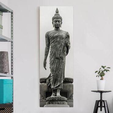 Stampa su tela - Buddha Statue - Pannello