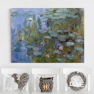 Stampa su tela - Claude Monet - Ninfee (Nympheas) - Orizzontale 4:3