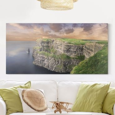 Stampa su tela - Cliffs Of Moher - Orizzontale 2:1