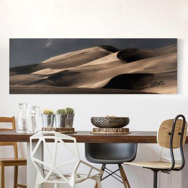 Stampa su tela - Dune Colorado - Panoramico