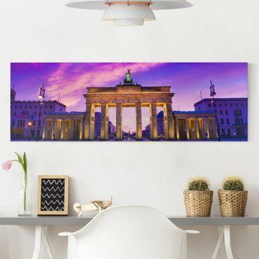 Stampa su tela - This Is Berlin! - Panoramico