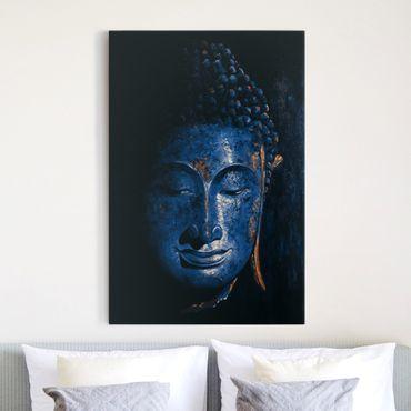 Stampa su tela Delhi Buddha - Verticale 2:3