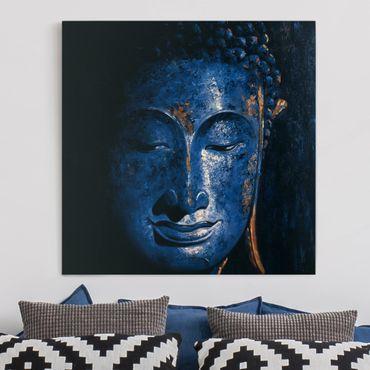 Stampa su tela - Delhi Buddha - Quadrato 1:1