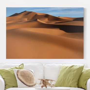 Stampa su tela - Desert Dunes - Orizzontale 3:2