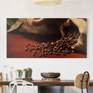 Stampa su tela - Dulcet Coffee - Orizzontale 2:1