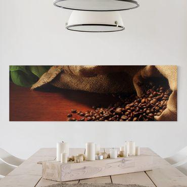 Stampa su tela - Dulcet Coffee - Panoramico