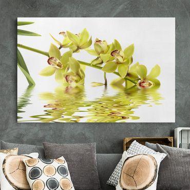 Stampa su tela - Elegant Orchid Waters - Orizzontale 3:2