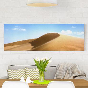 Stampa su tela - Fantastic Dune - Panoramico