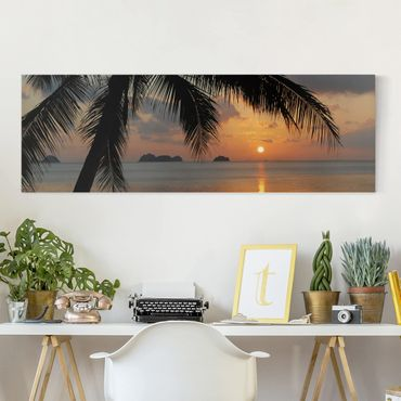 Stampa su tela - Five Islands - Panoramico