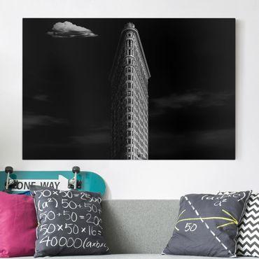 Stampa su tela -  Flatiron Building - Orizzontale 3:2