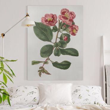 Stampa su tela - Floral Gioielli I - Verticale 3:4