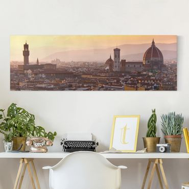 Stampa su tela - Florence - Panoramico