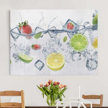 Stampa su tela - Fruit Cocktail - Orizzontale 4:3