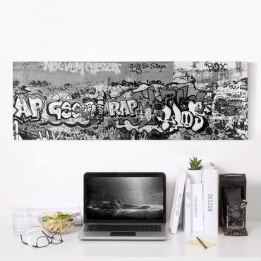 Stampa su tela - Graffiti Art - Panoramico