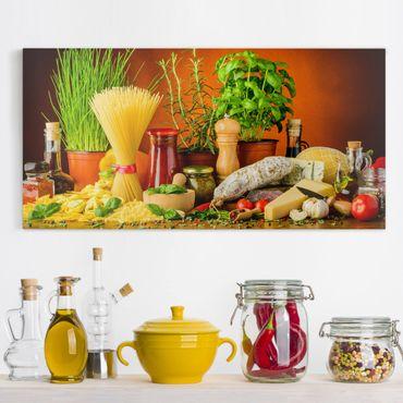 Stampa su tela - Italian Kitchen - Orizzontale 2:1