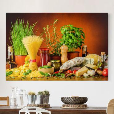 Stampa su tela - Italian Kitchen - Orizzontale 3:2
