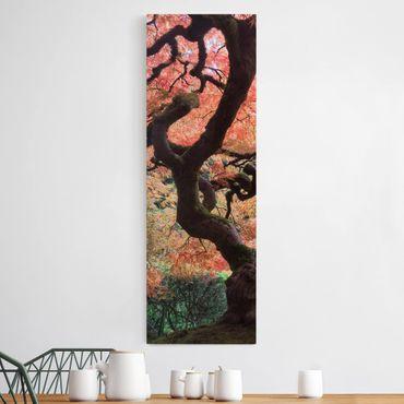 Stampa su tela - Japanese Garden - Pannello