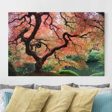 Stampa su tela - Japanese garden - Orizzontale 3:2