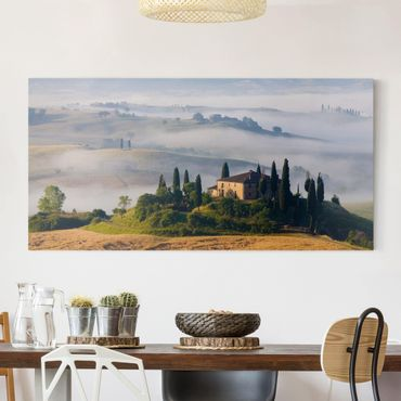 Stampa su tela - Estate In Tuscany - Orizzontale 2:1
