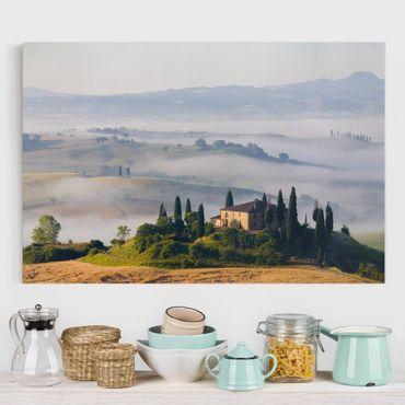 Stampa su tela - Estate in Tuscany - Orizzontale 3:2