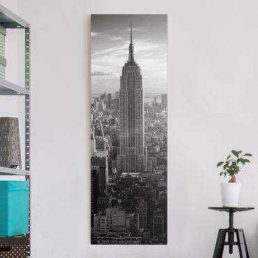 Stampa su tela - Manhattan Skyline - Pannello