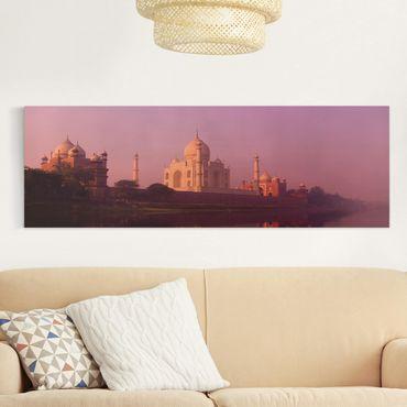 Stampa su tela - Mist Over Shiraz - Panoramico