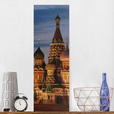 Stampa su tela - Moskwa - Pannello