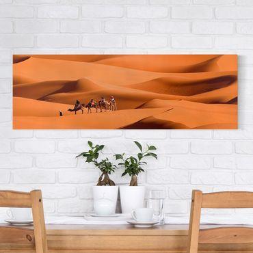 Stampa su tela - Namib Desert - Panoramico