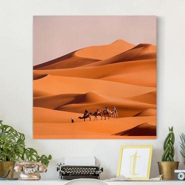 Stampa su tela - Namib Desert - Quadrato 1:1