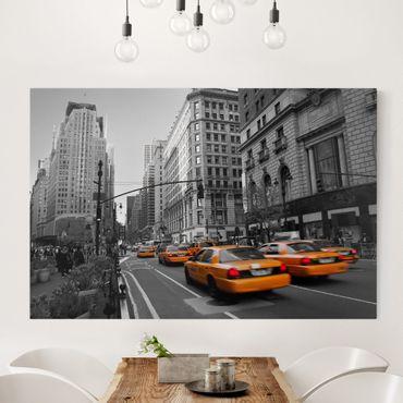 Stampa su tela - New York, New York! - Orizzontale 3:2