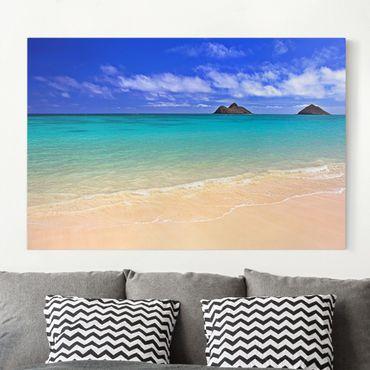 Stampa su tela - Paradise Beach - Orizzontale 3:2