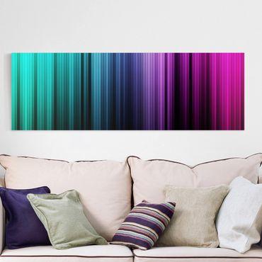 Stampa su tela - Rainbow Display - Panoramico