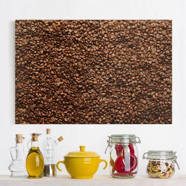 Stampa su tela - Sea Of Coffee - Orizzontale 3:2