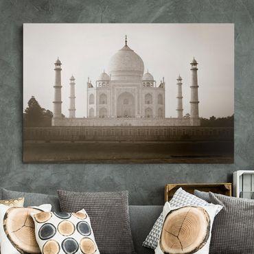 Stampa su tela - Taj Mahal - Orizzontale 3:2