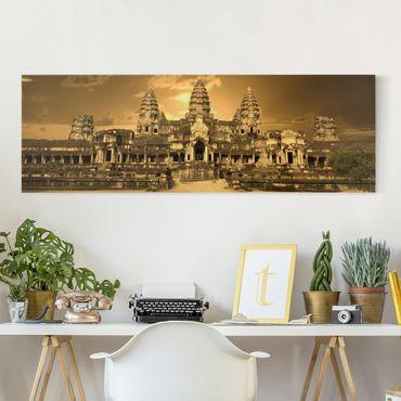 Stampa su tela - Temple - Panoramico