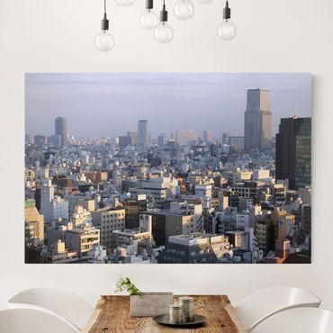 Stampa su tela - Tokyo City - Orizzontale 3:2