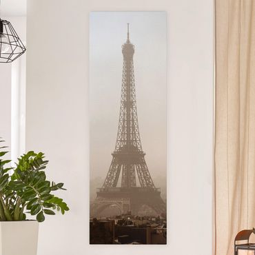 Stampa su tela - Tour Eiffel - Pannello