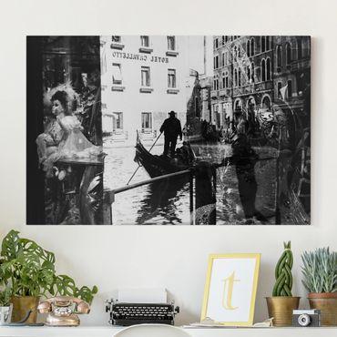 Stampa su tela - Venice Reflections - Orizzontale 3:2