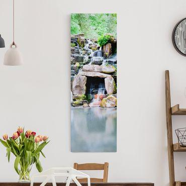 Stampa su tela - Waterfall - Pannello